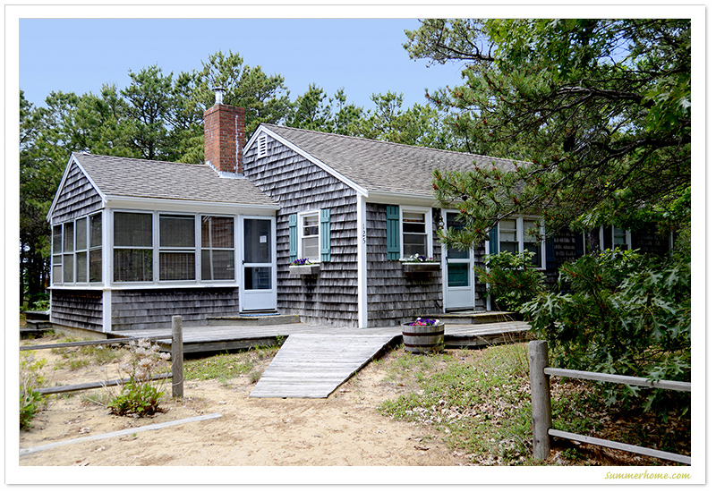 Eastham cape cod vacation rental home for Cabin rentals in cape cod ma